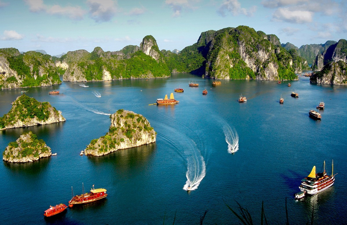Ha Long Bay Tour 1 Day